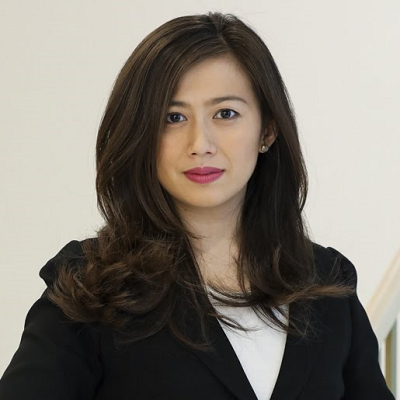 Mary Wong - Associate Partner -- formal image
